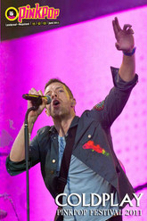 Coldplay: Pinkpop Festival Trailer