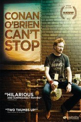 Conan O'Brien Can't Stop Trailer