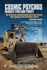 Cosmic Psychos: Blokes You Can Trust Trailer