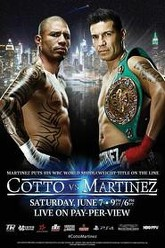 Cotto vs. Martinez Trailer