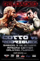 Cotto vs. Rodriguez Trailer