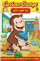 Curious George: Gets a New Toy Trailer
