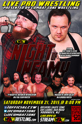 CZW Night of Infamy Trailer