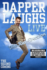 Dapper Laughs Live: The Res-Erection Trailer