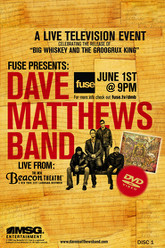 Dave Matthews Band: Live from the Beacon Theatre Trailer