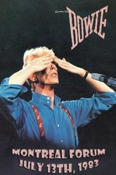 David Bowie - Serious Moonlight Montreal Trailer