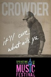 David Crowder at Springtime Festival 2016 Trailer
