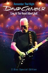 David Gilmour: Live At The Royale Albert Hall Trailer