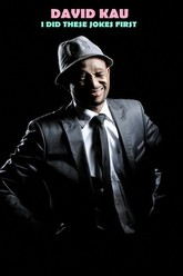 David Kau - I Did These Jokes First - Live at the Nelson Mandela Theater Trailer