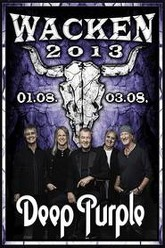 Deep Purple: Live At Wacken Open Air 2013 Trailer