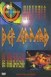 Def Leppard - Historia / In the Round, In Your Face Trailer