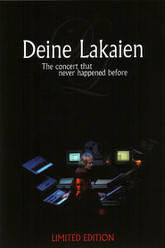 Deine Lakaien - The Concert That Never Happened Before Trailer