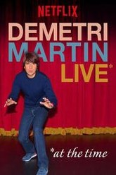 Demetri Martin: Live (At The Time) Trailer