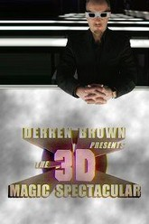 Derren Brown Presents the 3D Magic Spectacular Trailer