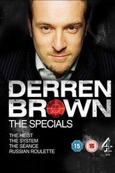 Derren Brown: The Heist Trailer