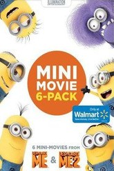 Despicable Me 1 And 2 Mini Movie 6-Pack Trailer
