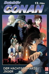 Detective Conan: The Raven Chaser Trailer