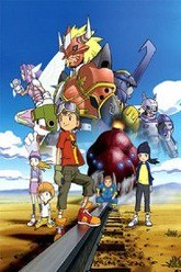 Digimon Frontier - Revival of the Ancient Digimon Trailer