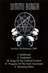Dimmu Borgir: Live at Ozzfest Trailer