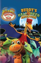 Dinosaur Train Buddy's Halloween Adventure Trailer