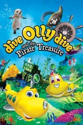 Dive Olly Dive and the Pirate Treasure Trailer
