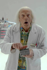 Doc Brown Saves The World Trailer