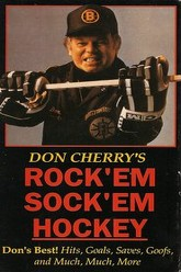 Don Cherry's Rock'em Sock'em Hockey Trailer