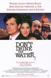 Don't Drink the Water Trailer