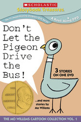 Don't Let the Pigeon Drive the Bus! Trailer