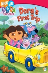Dora the Explorer: Dora's First Trip Trailer