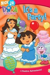 Dora the Explorer: It's a Party Trailer