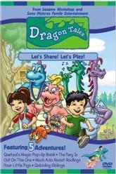 Dragon Tales - Let's Share! Let's Play! Trailer