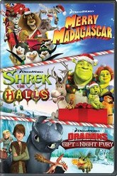 Dreamworks Holiday Classics (Merry Madagascar / Shrek the Halls / Gift of the Night Fury) Trailer