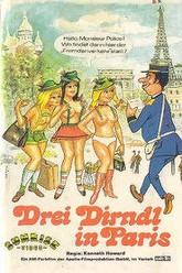 Drei Dirndl in Paris Trailer