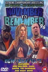 ECW November to Remember '96 Trailer