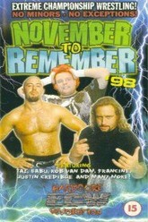 ECW November to Remember '97 Trailer