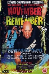 ECW  November To Remember '99 Trailer