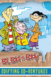 Ed, Edd n Eddy: The Edifying Ed-Ventures Trailer