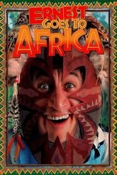 Ernest Goes to Africa Trailer