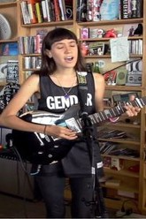 Eskimeaux - NPR Tiny Desk Concert Trailer