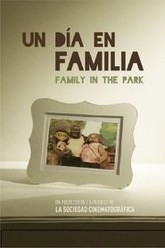 Family in the Park Trailer