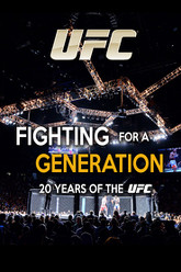 Fighting for a Generation: 20 Years of the UFC Trailer