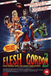 Flesh Gordon meets the Cosmic Cheerleaders Trailer
