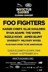 Foo Fighters - Invictus Games Closing Ceremony Trailer