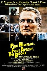 Fort Apache, the Bronx Trailer