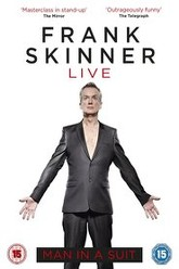Frank Skinner Live - Man in a Suit Trailer