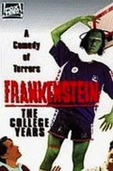Frankenstein: The College Years Trailer