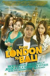 From London to Bali Trailer
