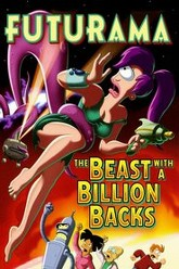 Futurama: The Beast with a Billion Backs Trailer