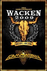 Gamma Ray: [2009] Wacken Open Air Trailer